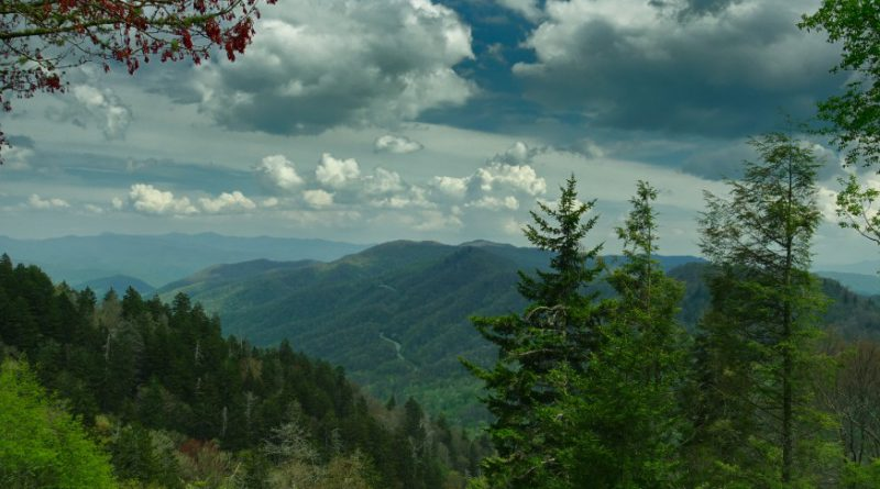 Five Top Roads in the Appalachian and Blue Ridge Mountains